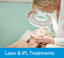 Laser and IPL Skin Treatments